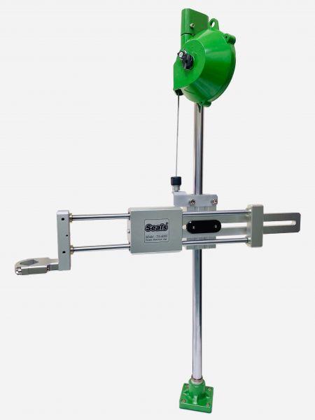 Braccio lineare di coppia (raggio di lavoro 236-744 mm) - Braccio di reazione alla coppia (raggio di lavoro massimo di 744 mm) (modello: TA-600S)