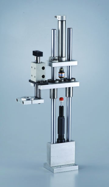Fissare l'attrezzatura del cilindro della corsa - Braccio di reazione alla coppia (raggio di lavoro di 505 mm) (modello: TR-350)