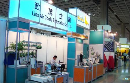 2010年第10回台湾国際回路基板産業展示会SEALS政茂 ストール