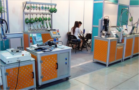 2010年第10回台湾国際回路基板産業展示会SEALS政茂 製品のフルレンジ