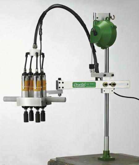Sistema di fissaggio TR-650M Multi-Drive con braccio di reazione alla coppia - Sistema di fissaggio multi-drive con braccio di reazione alla coppia (modello: TR-650M)