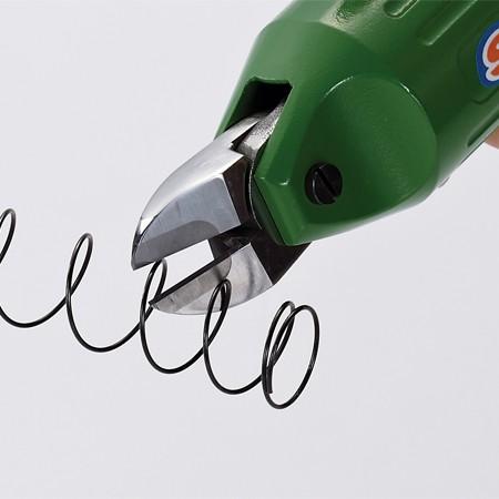 Air Nipper na may Carbide Tipped para sa pagputol ng matapang na kawad - Ang matapang na paggupit ng kawad na Air Nipper na may karbid ay naka-tip