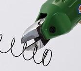 Air Nipper dengan Carbide Tip untuk memotong wayar keras