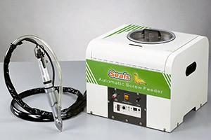 Alimentador automático de parafuso de ajuste