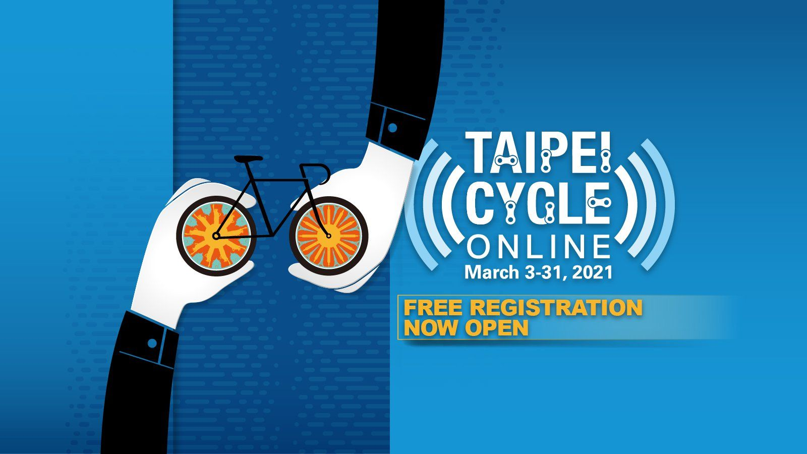 2021 Taipei Cycle Show