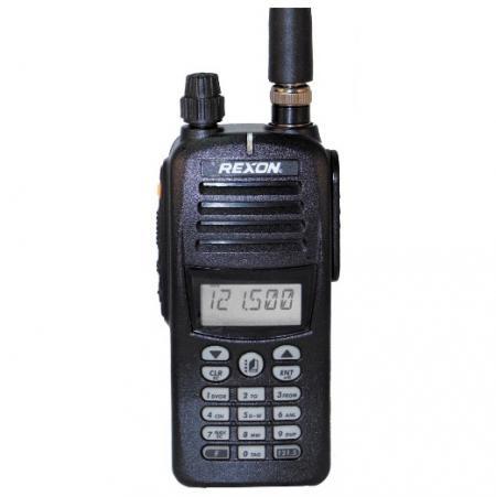 RHP530E 正面圖-無線電航空手持對講機