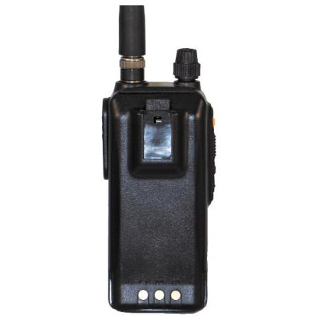 Back side RHP-535-Aviation Handheld
