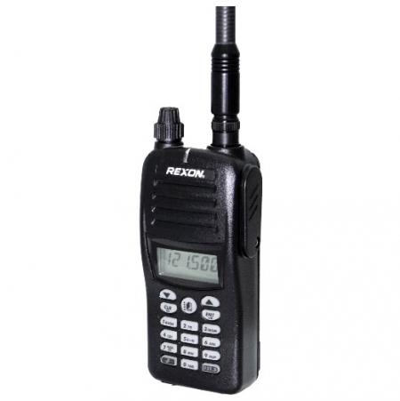 Radio d'aviation portative - Radio bidirectionnelle - Aviation RHP-530E