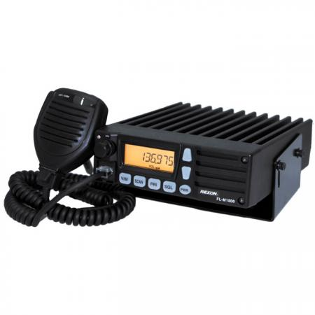 Luftfahrtmobil - Funkgerät - Luftfahrtmobil FL-M1000E