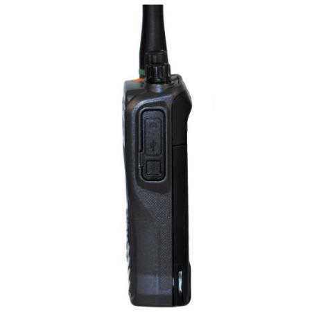 DMR Digital Handheld Radio RL-D500K 4 Left side