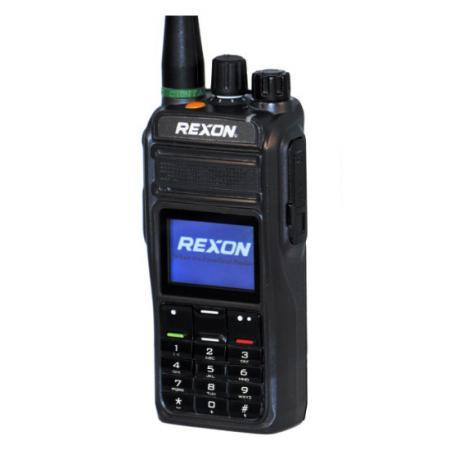 راديو رقمي محمول DMR-IP67 مع بلوتوث وراديو GPS
