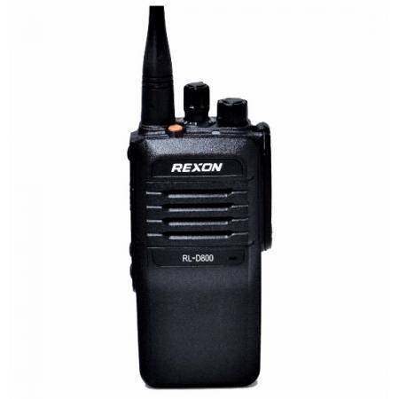 Front RL-D800 -DMR Digital Handheld Radio