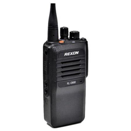 Right Front RL-D800-DMR Digital Handheld Radio