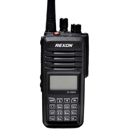 Front RL-D800K-DMR Digital Handheld Radio