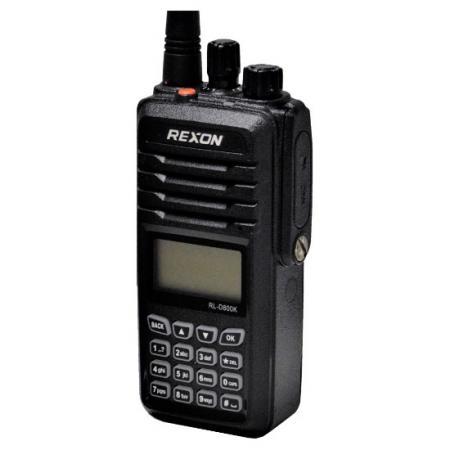 Radio digital DMR de mano-IP67 - Radio bidireccional - DMR (digital) Radio portátil IP67 RL800 / RL-800K