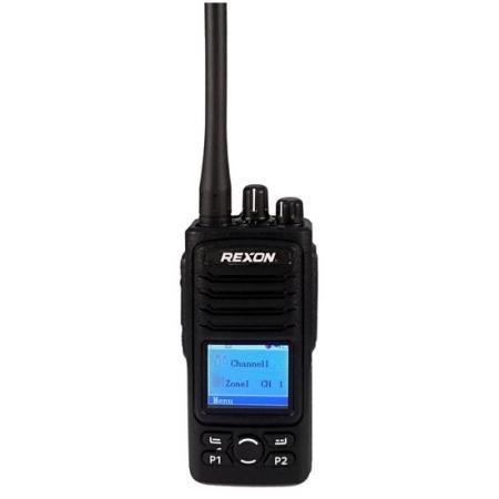 DMR Digital Handheld Radio RL-D826 Front