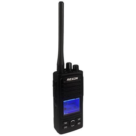 DMR Digital Handheld Radio RL-D826 Right front