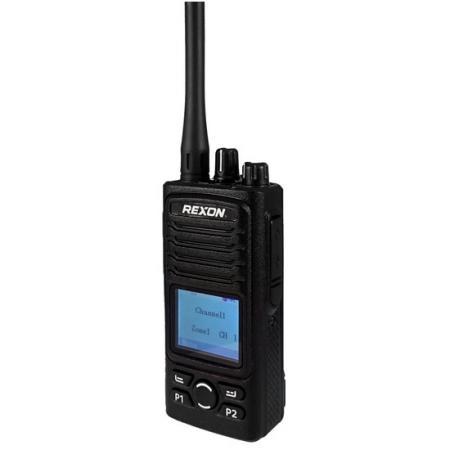 DMR Digital Handheld Radio RL-D826 Left front