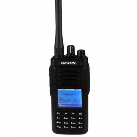 DMR Digital Handheld Radio RL-D828 Front