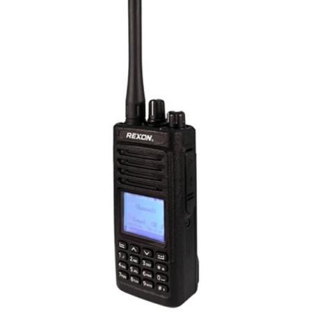 DMR Digital Handheld Radio RL-D828 Left front