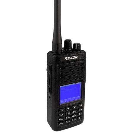 DMR Digital Handheld Radio RL-D828 Right front