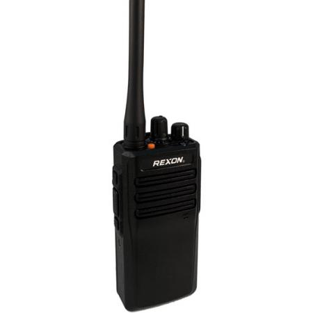Right front RL-D820-DMR Digital Handheld Radio