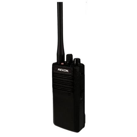 Left front RL-D820-DMR Digital Handheld Radio