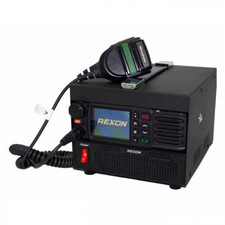 DMR數位無線電對講同頻中轉台 - DMR數位無線電對講同頻中轉台 RPT-810