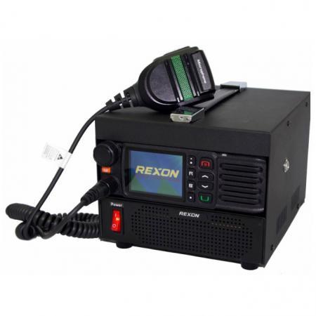 Modo directo digital DMR (TX = RX misma frecuencia) Repetidor - Radio bidireccional - Modo directo digital DMR (TX = RX misma frecuencia) Repetidor RPT-810