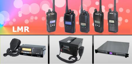 Radio portátil analógica terrestre terrestre - Radio bidireccional - Radio analógica profesional
