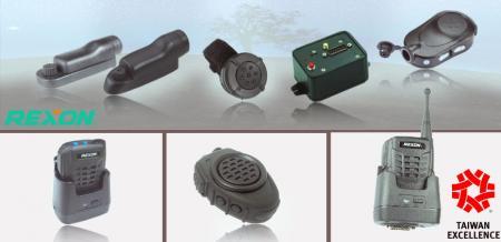 Accessoires Bluetooth pour radio bidirectionnelle