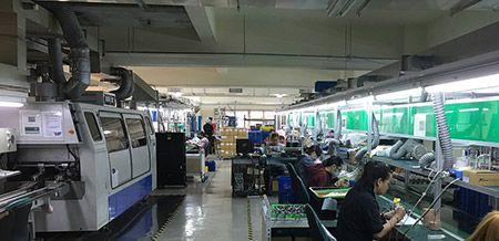 PCBA電子控制板 - ODM/OEM服務,控制板成品,廠房設備。