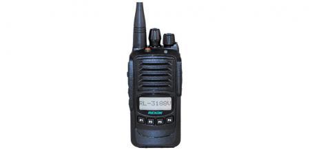 Radio LVHF 66-88MHz - Radio bidirectionnelle - LVHF 66-88MHz RL-3188 Avant