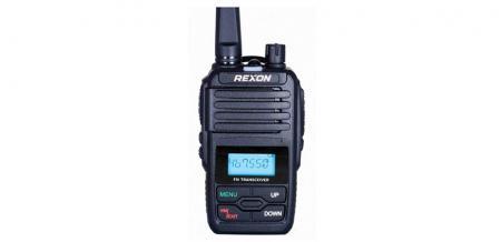 無線電對講機租賃 - 對講機租賃 - 免執照無線電手持對講機 FRS-07