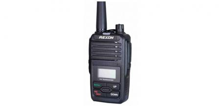 免執照手持無線電對講機 - Two-way Radio - License Free Mini Radio FRS-05 Front