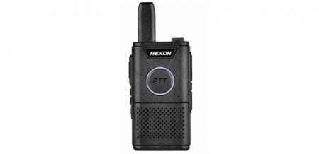 Портативное радио без лицензии (FRS) - Двустороннее радио - безлицензионное мини-радио FRS-05 на передней панели