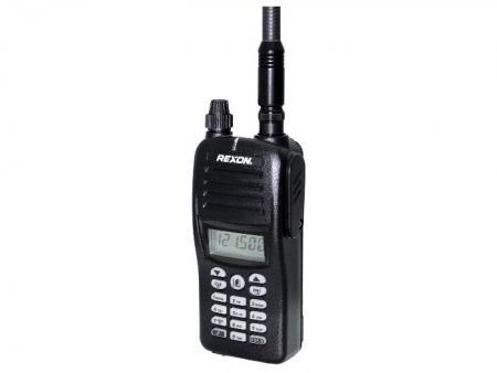 Recuperación de frecuencia de emergencia de radio bidireccional de 121,5 MHz