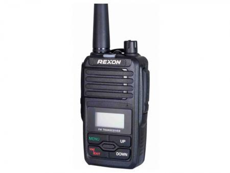 Radio bidireccional-Radio analógica profesional RL-128 M2