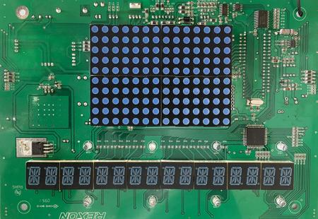 خدمات OEM / ODM - لوحة تحكم LED