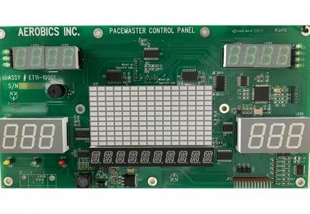 خدمات OEM / ODM - تحكم LED Borad