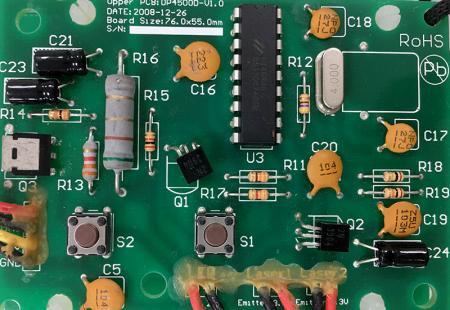 OEM/ODM Servies - Keypad board