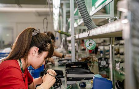 Leiterplattenbestückung OEM/ODM/SMT/DIP Services - SMT / DIP-Dienste - Fabrik