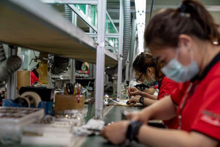 Services SMT/DIP - usine
