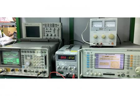 Services OEM/ODM - Station d'essai
