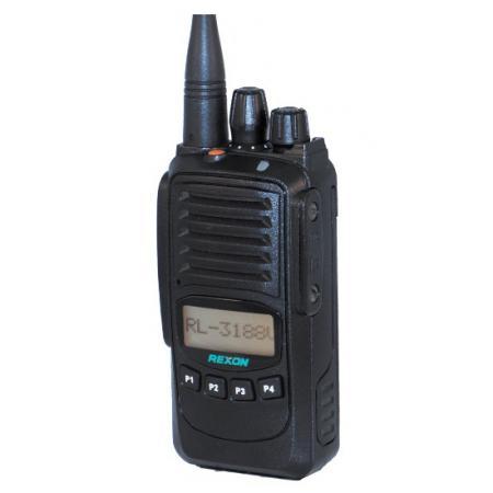 Radio analogique professionnelle portable Radio-IP67