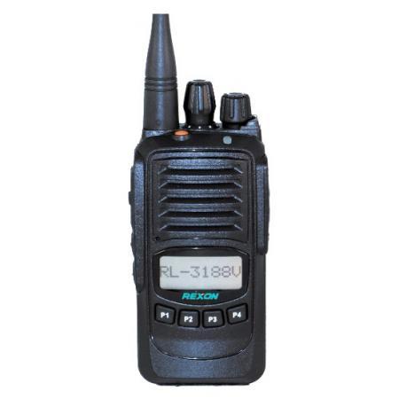 LVHF 66-88MHz Funkgeräte - Funkgerät - LVHF 66-88MHz RL-3188 Front