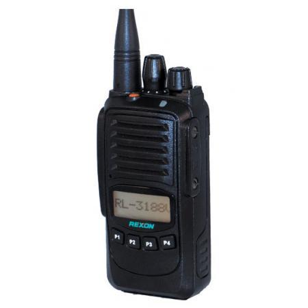 LVHF 66-88MHz 無線電對講機-IP-67 - 66-88MHz無線電對講機-IP-67 RL-3188, RL-3188Z
