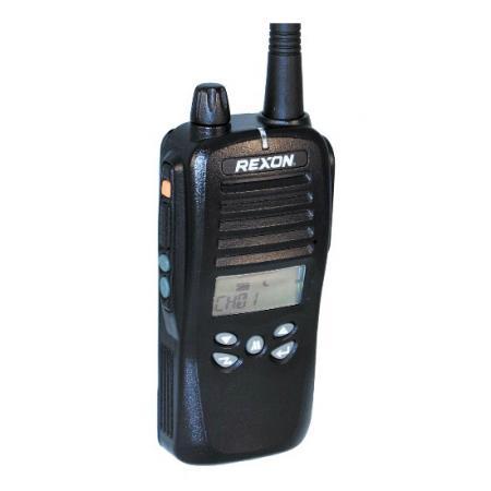 Radio Bidirectionnelle - LVHF 66-88MHz RL-328 Avant droit