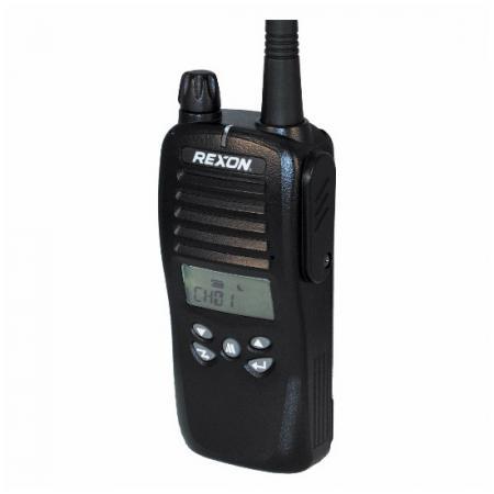 Radio Bidirectionnelle - LVHF 66-88MHz RL-328 Avant gauche