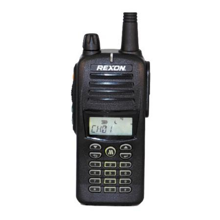 Radio Bidirectionnelle - LVHF 66-88MHz RL-328 Avant
